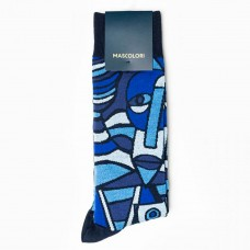 Teeuw Sock Blue