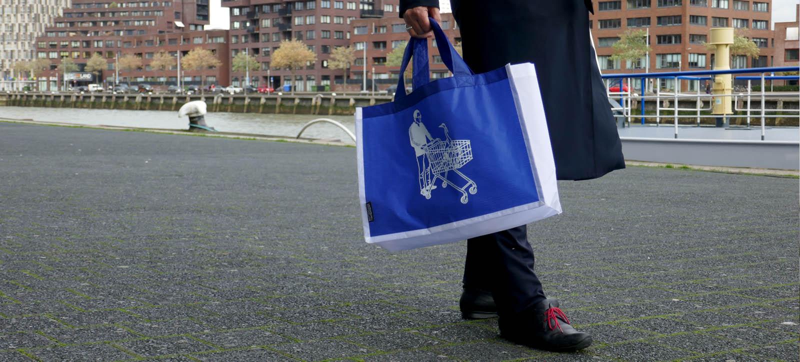 Shopper Maarten